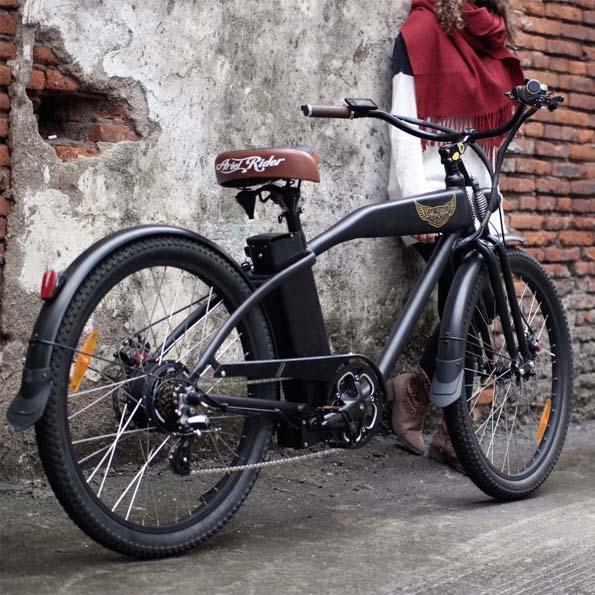 Le pays bigouden à vélo électrique