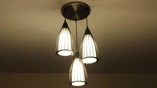 La lampe halogène et ses accessoires d'éclairage