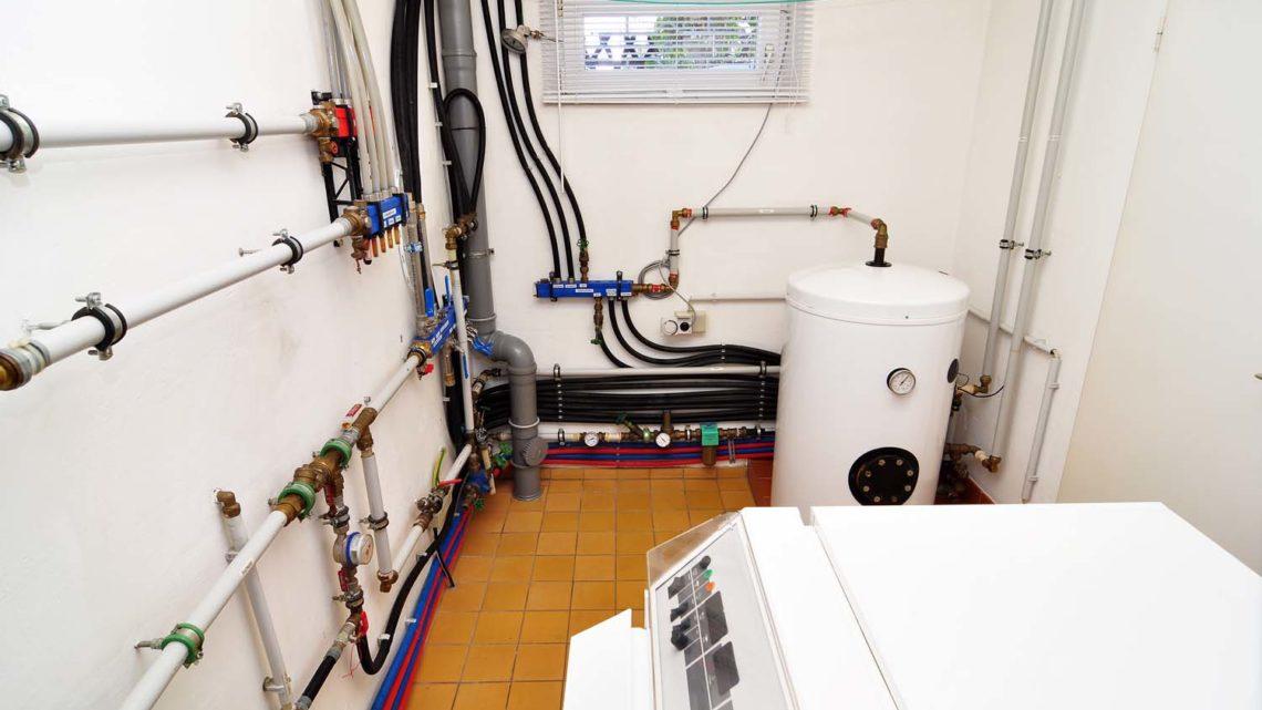 Les installations du plombier à Stains