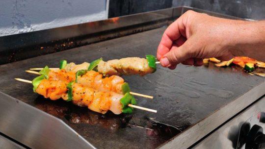 De quelle façon réussir une cuisson à la plancha ?