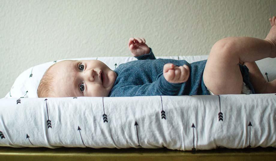 La sieste chez les jeunes enfants