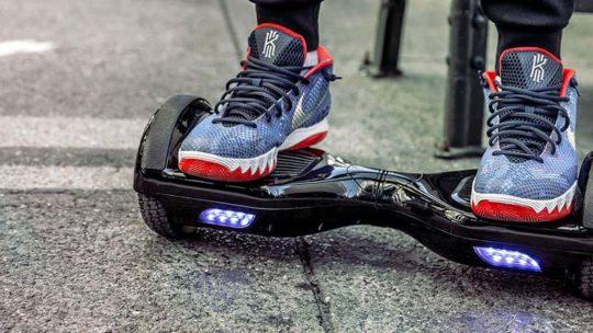Comment utiliser son hoverboard en mode sport ?