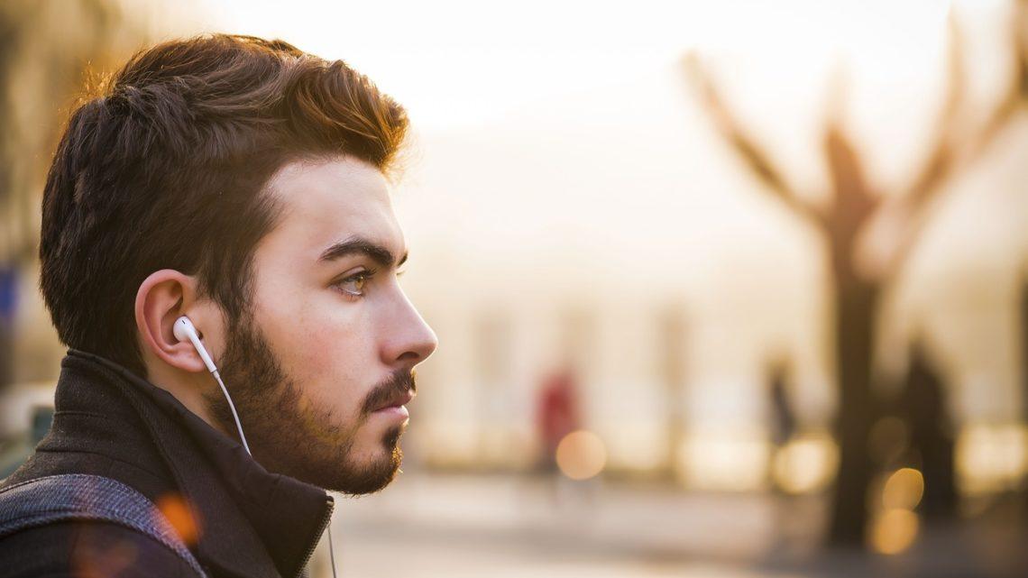 Avoir une barbe tendance