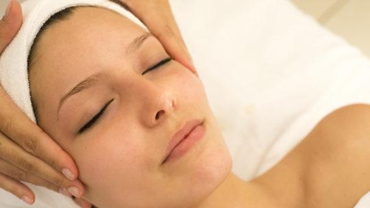 Bienfaits d'un massage de la peau du visage