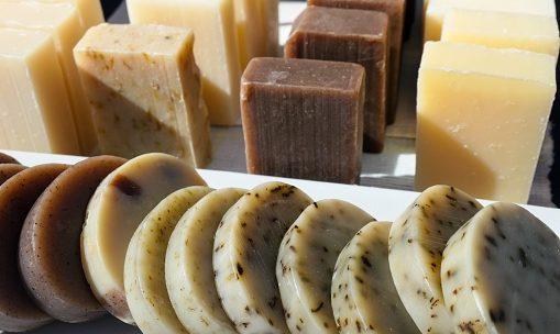 Savon solide fabrication artisanale de savon
