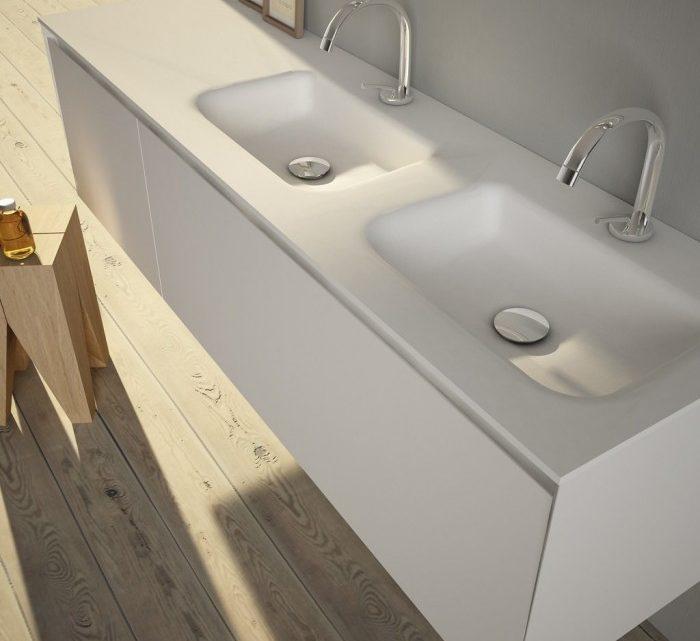 Les intérêts d'une double vasque de salle de bain