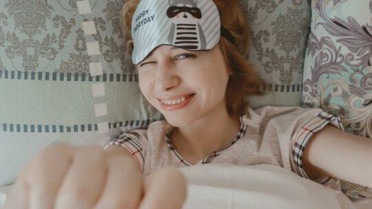 Optimiser son sommeil grâce au masque de nuit