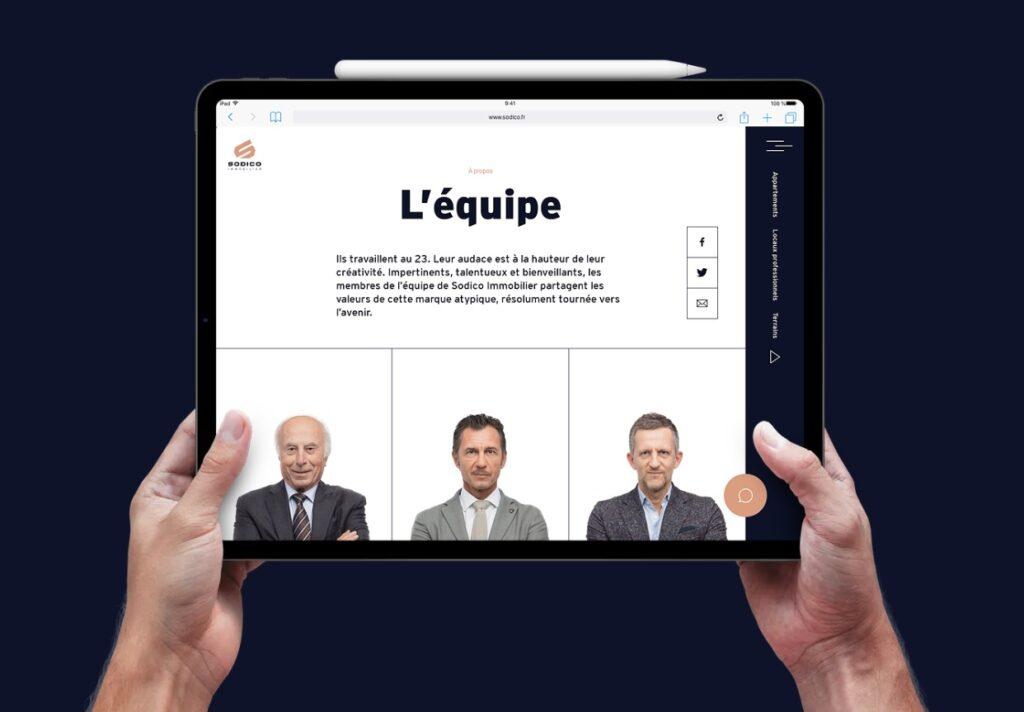 Site internet Basel Mulhouse