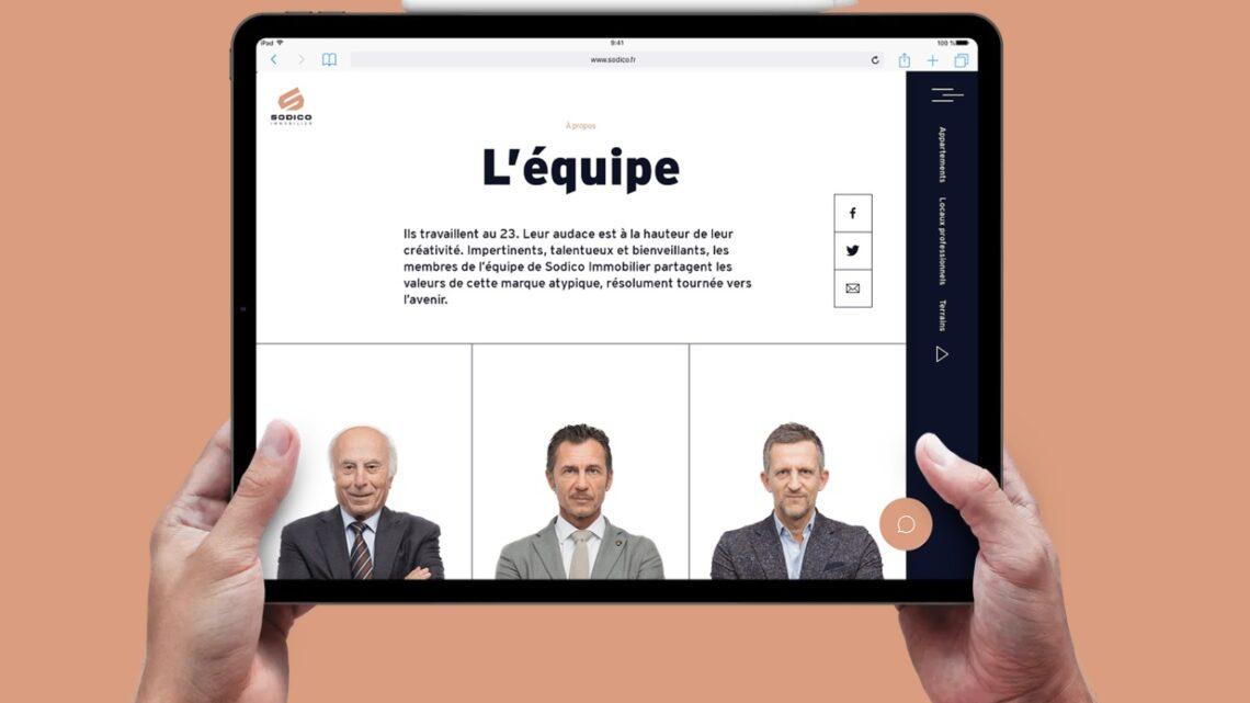Création de site internet à Mulhouse : focus sur Mars Rouge