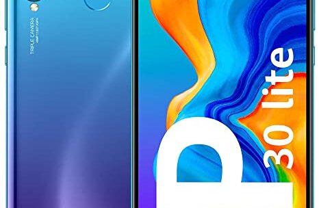 Huawei P30 Lite, les couleurs à l'honneur