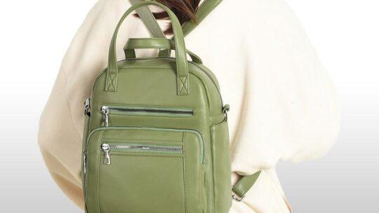 Nouvelle tendance des sacs à main convertibles