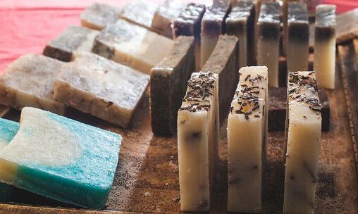 Savon d'hiver pour votre savonnerie artisanale