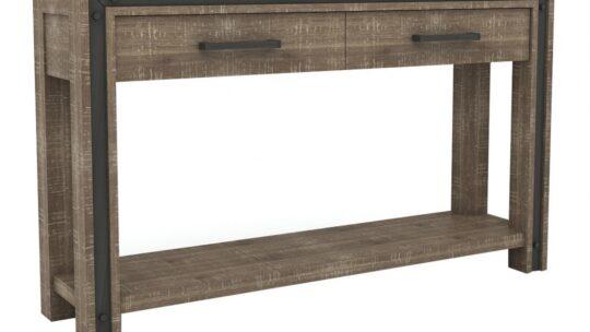 3 astuces pour bien incorporer un meuble salon industriel