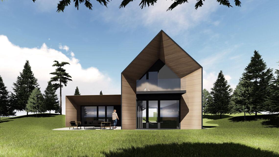 Des maisons design et 100 % sur-mesure à Mulhouse